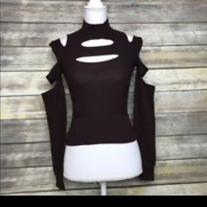 Express Tops - Express turtle neck